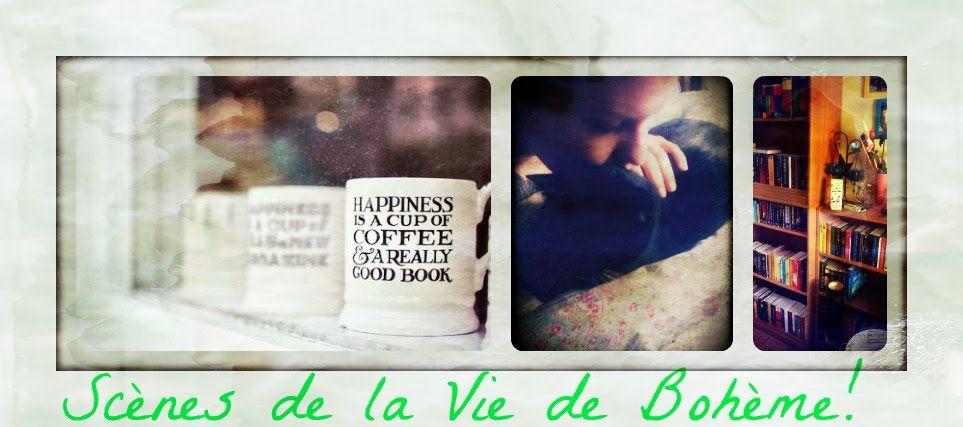 Scènes de la Vie de Bohème!  ---  http://catiliane.blogspot.de/2012/07/rezensionstefanie-maucher-kalte.html#