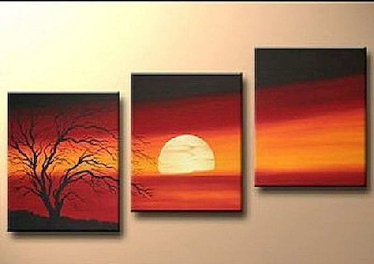 86 Stunning Art Canvas Painting Ideas For Your Home 86