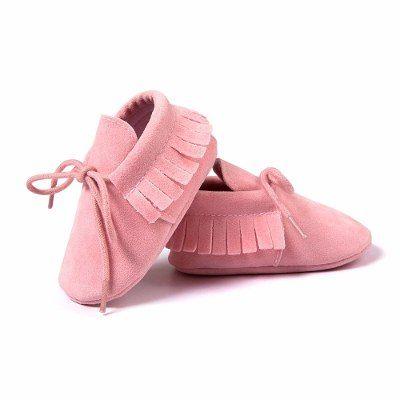 05e96924 Zapatos Mocasines Bebé Niña, Color Rosa, Envio Gratis - $ 230.00 en Mercado  Libre