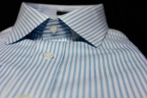 Cómo Limpiar Los Cuellos De Las Camisas Camisas Camisa Vestido Cuellos De Camisas