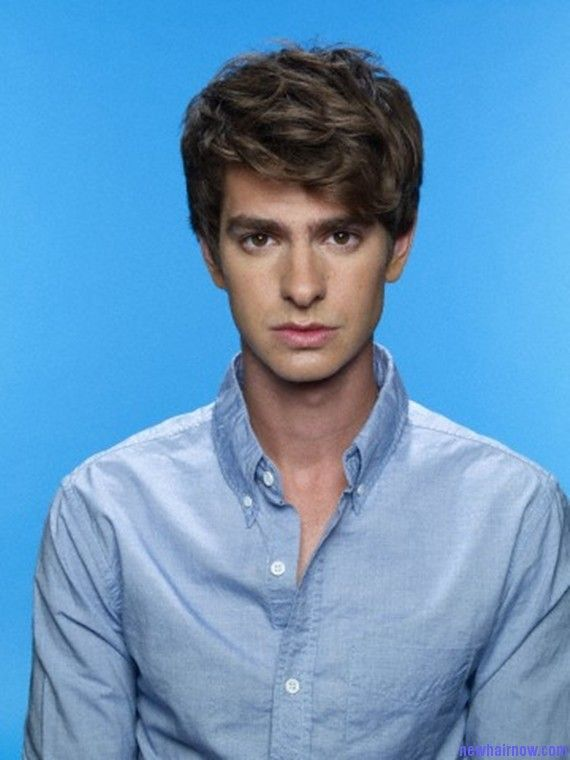 Andrew Garfield hairstyles #hollywoodactor