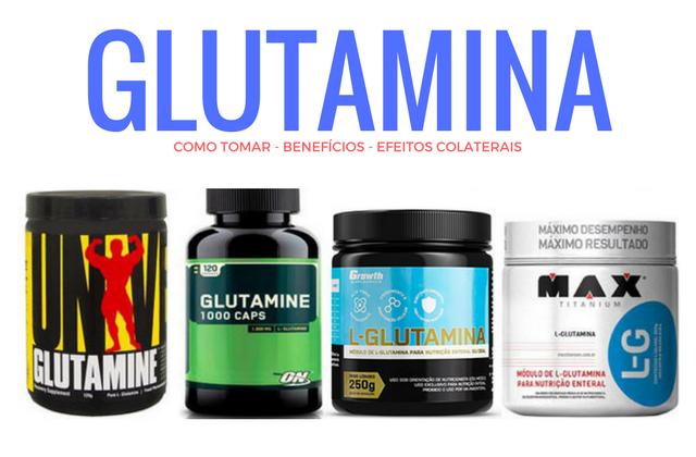 glutamina como tomar hipertrofia