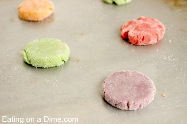 Jello Cookies #quickcookierecipes