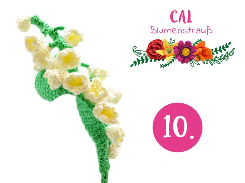 Blumenstrauß CAL: Häkeln Sie mit uns mit! | Wollplatz, Gratis ...