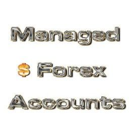 Rank managed forex trading account