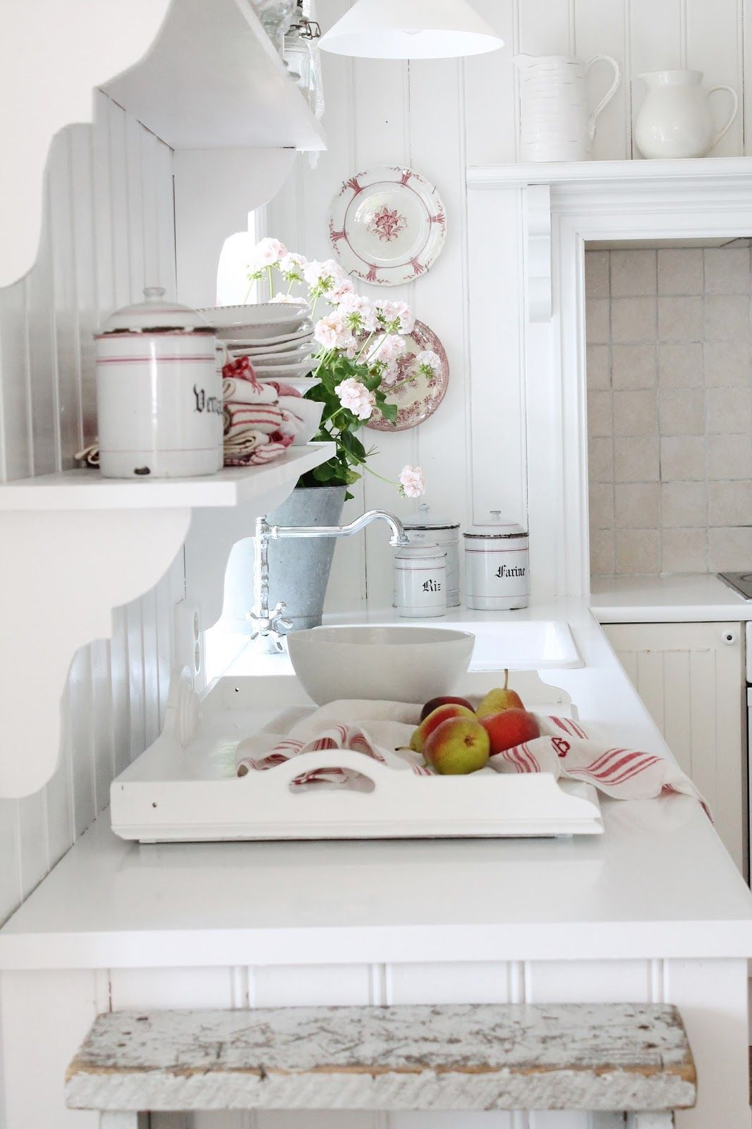Vibeke Design Shabby Chic Kitchen Home Decor Cottage Kitchens