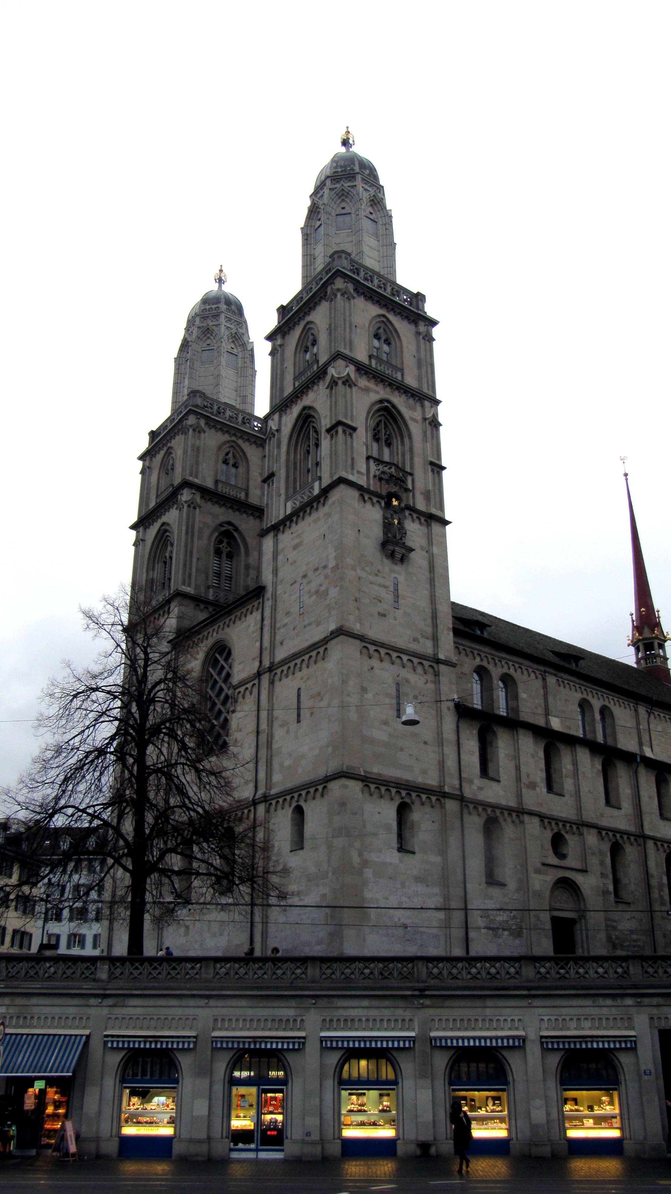 @ Zurich