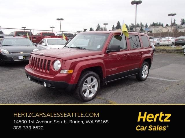 Hertz Car Sales Seattle >> Used 2016 Jeep Patriot Latitude For Sale At Hertz Car Sales Seattle