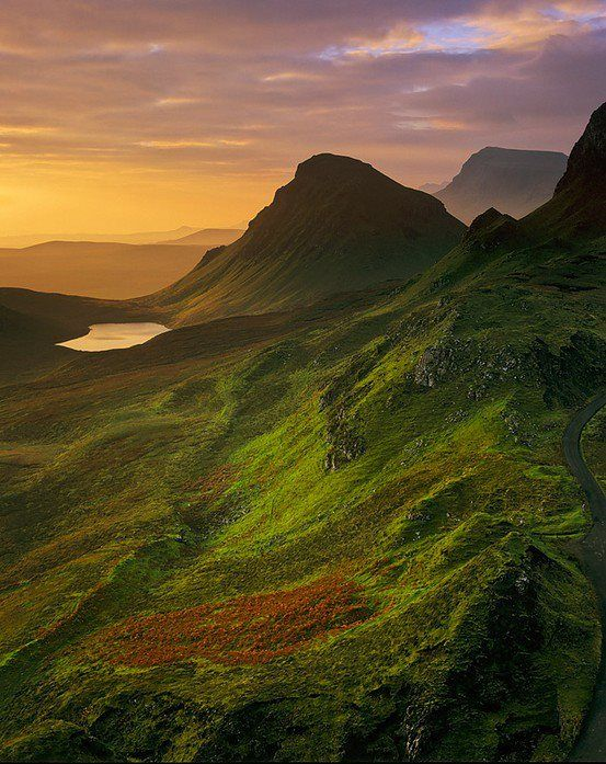 Fantastic Landscape Photography By Ian Cameron Isle Of Skye Wonders Of The World Places To See