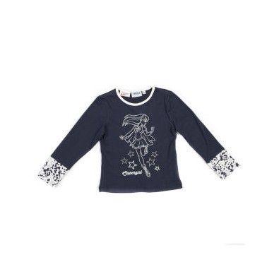 45faf9af1 Camiseta Supergirl Talla 2