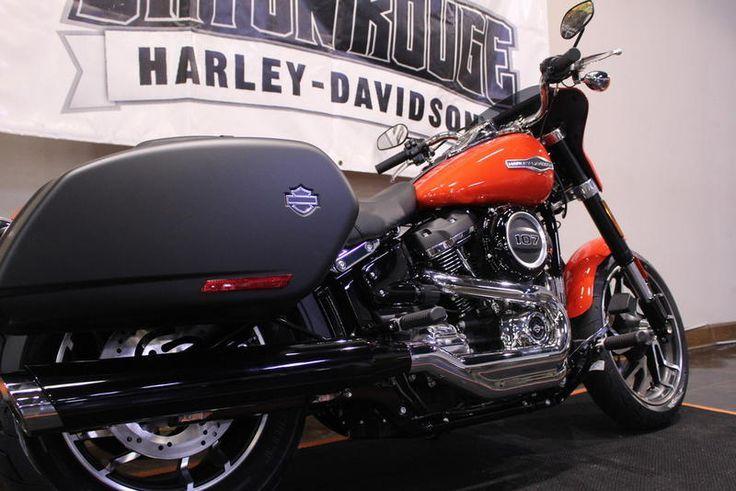 2020 HarleyDavidson® FLSB in 2020 Harley davidson
