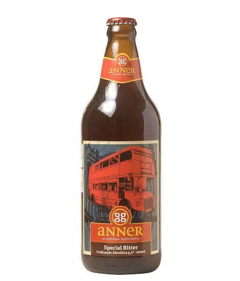 Cerveja Anner Bottle