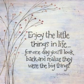 Little Things Matter Exposes Big Threat To Childrens Pinterest >> The Little Things Matter Quotes To Live By Inspirational