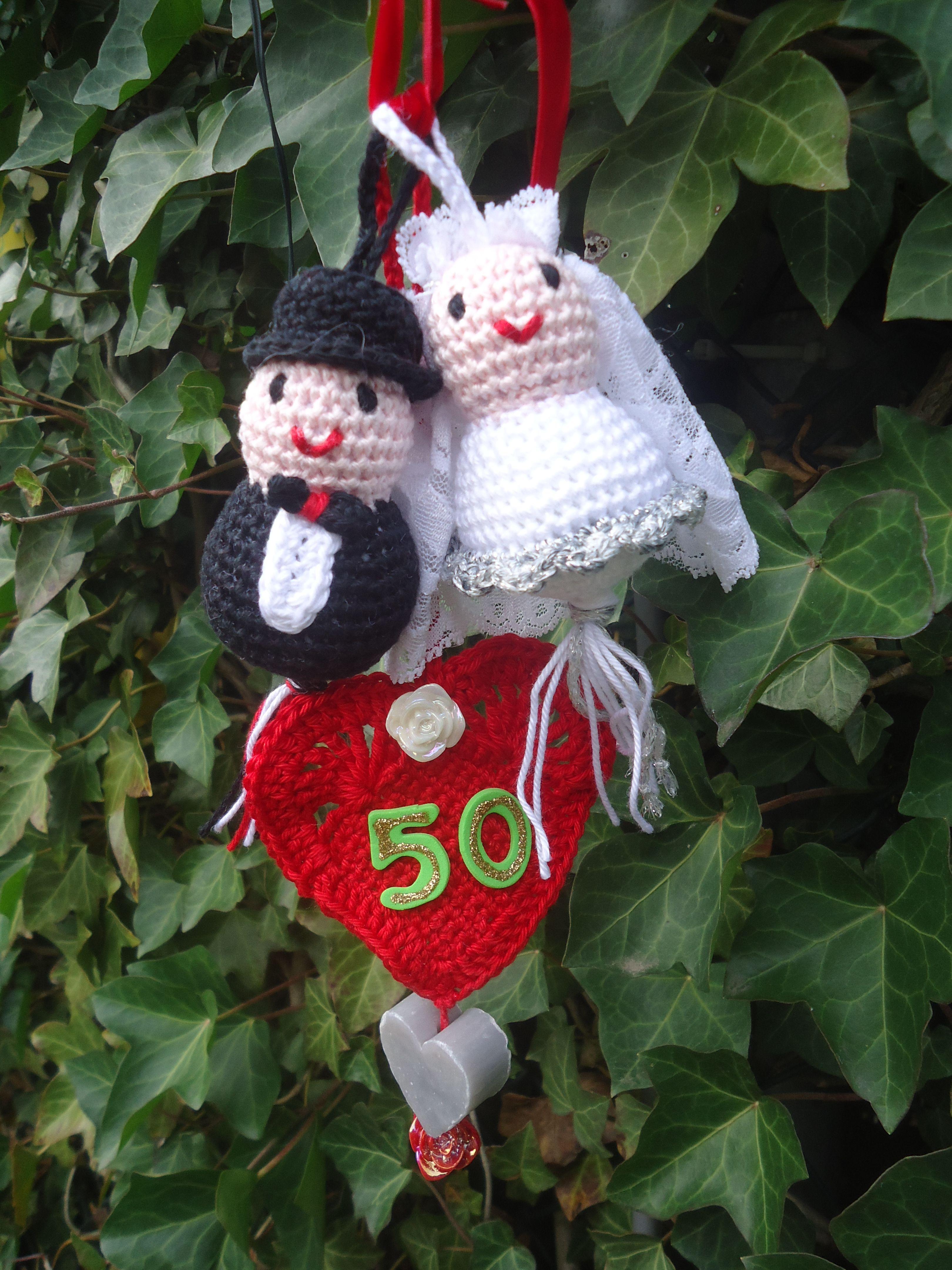 50 jaar Huwelijksjubileum