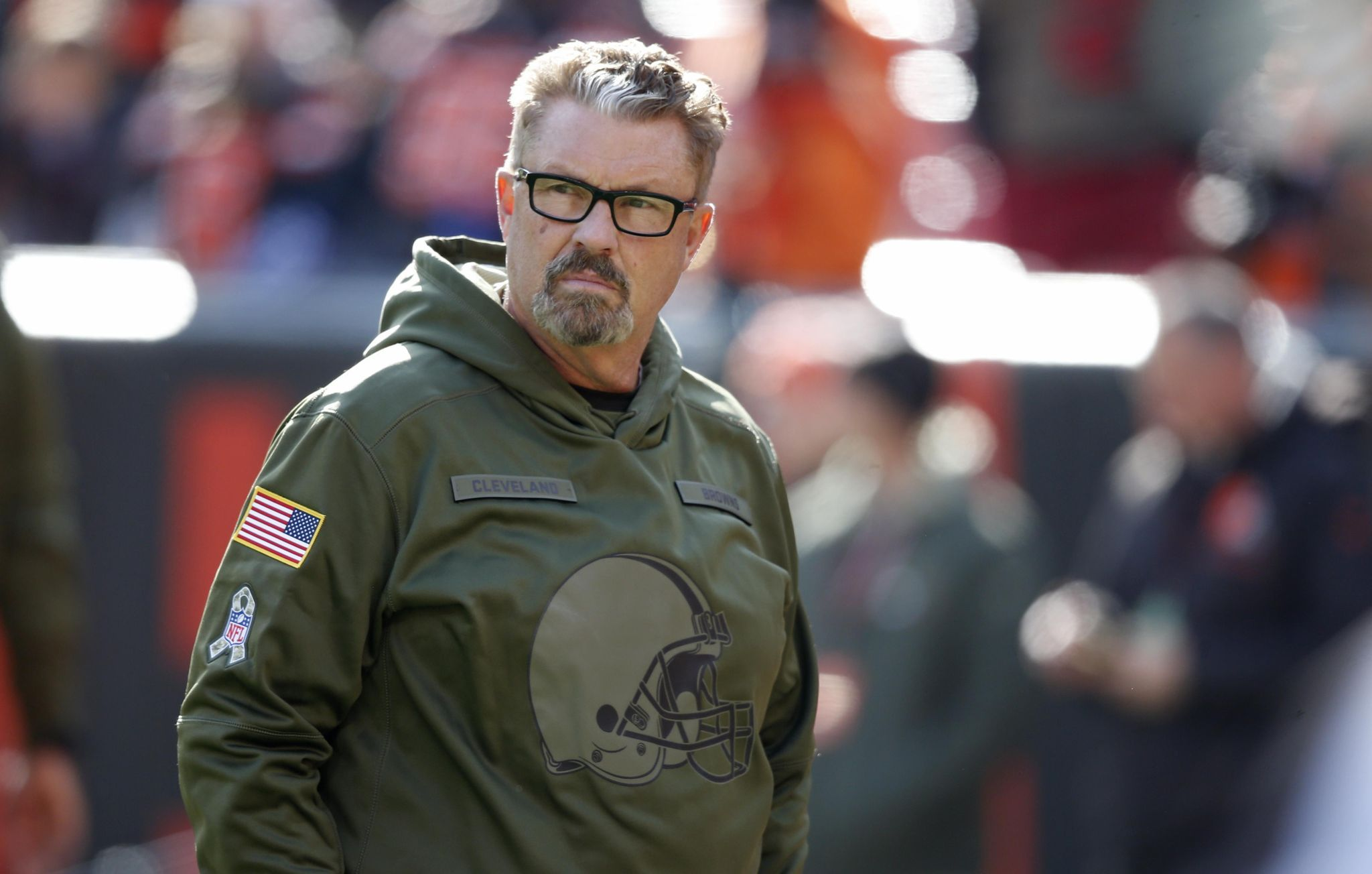 Browns interim coach Williams will get shot at fulltime