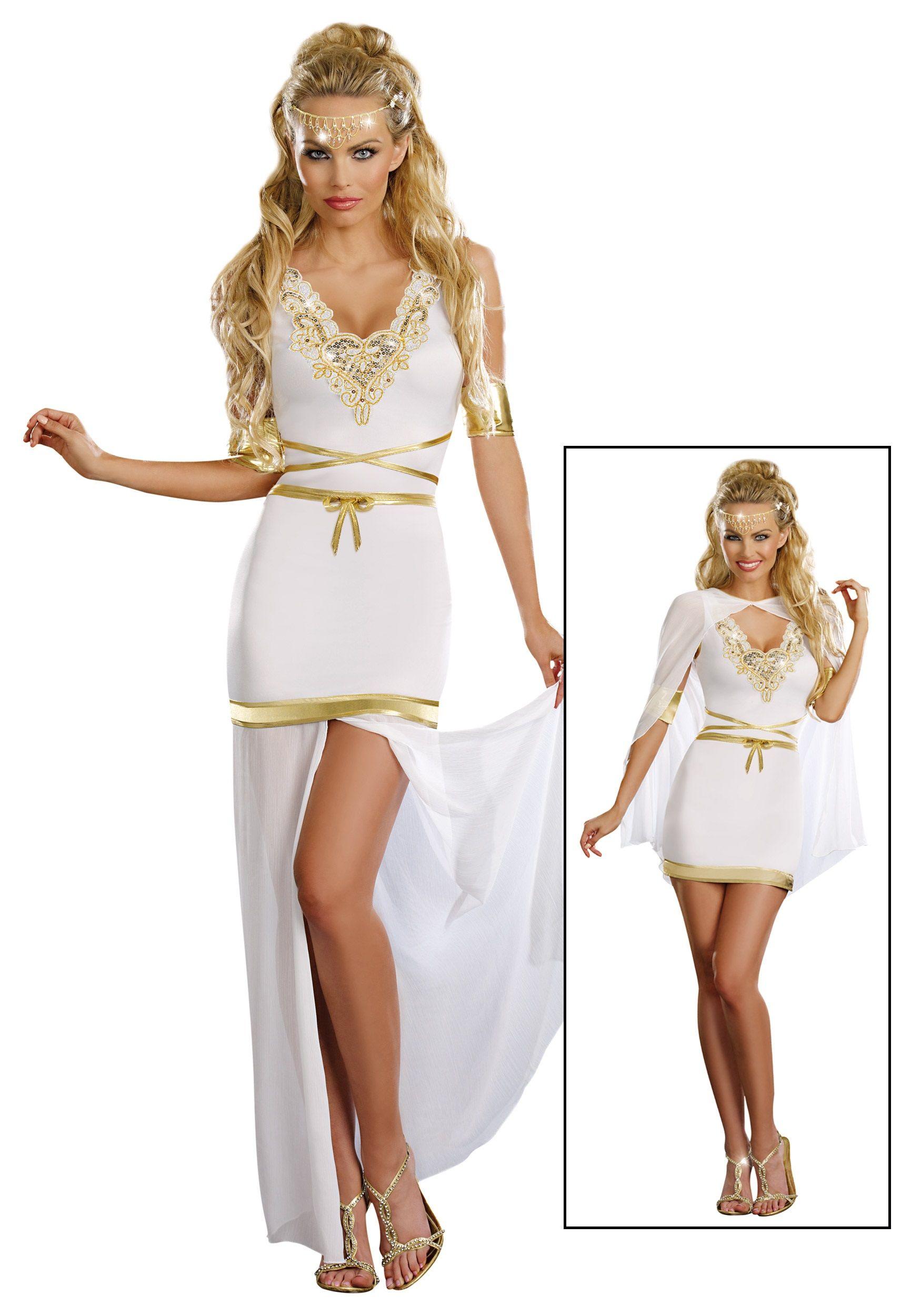 aphrodite costume ideas | hermes greek god costume goddess of love
