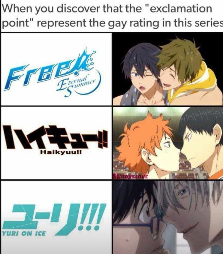 Image result for boy girl can't tell anymore anime meme