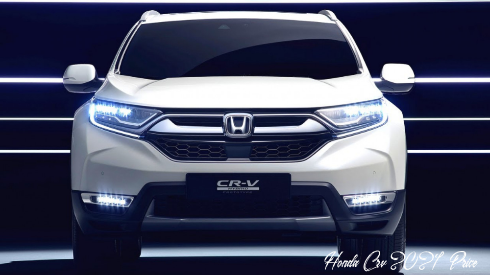 Honda Crv 2021 Price New Review Suv Honda Mobil Baru
