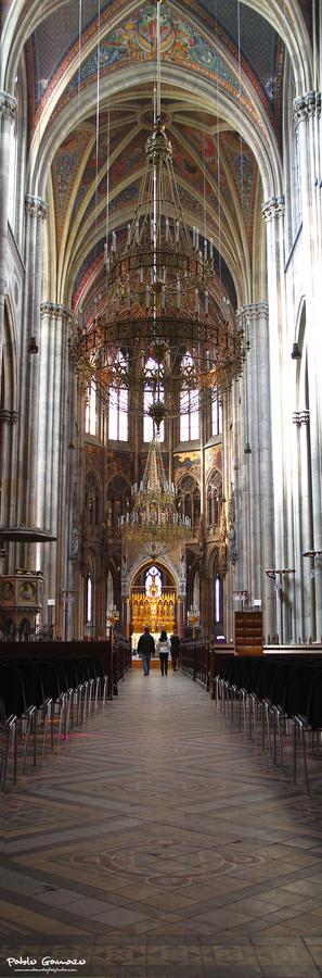 Votive Church, Vienna, Austria | by Pablo Gamazo Santamaria on 500px