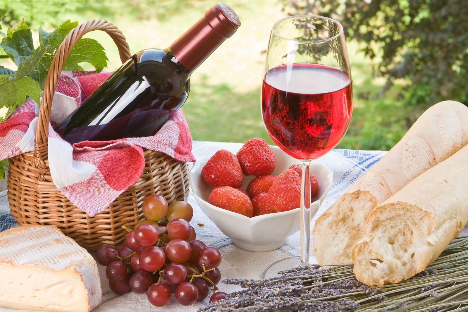 Beneficios Del Vino Tinto Picnic Foods Picnic Food Picnic Appetizers