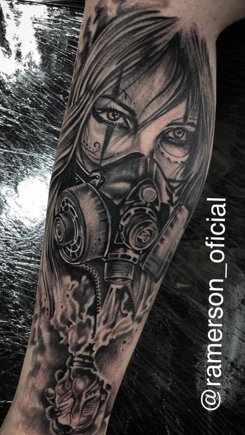 Tatuagens Masculinas Tattoo Ramerson Oficial Desenhos Tattoo