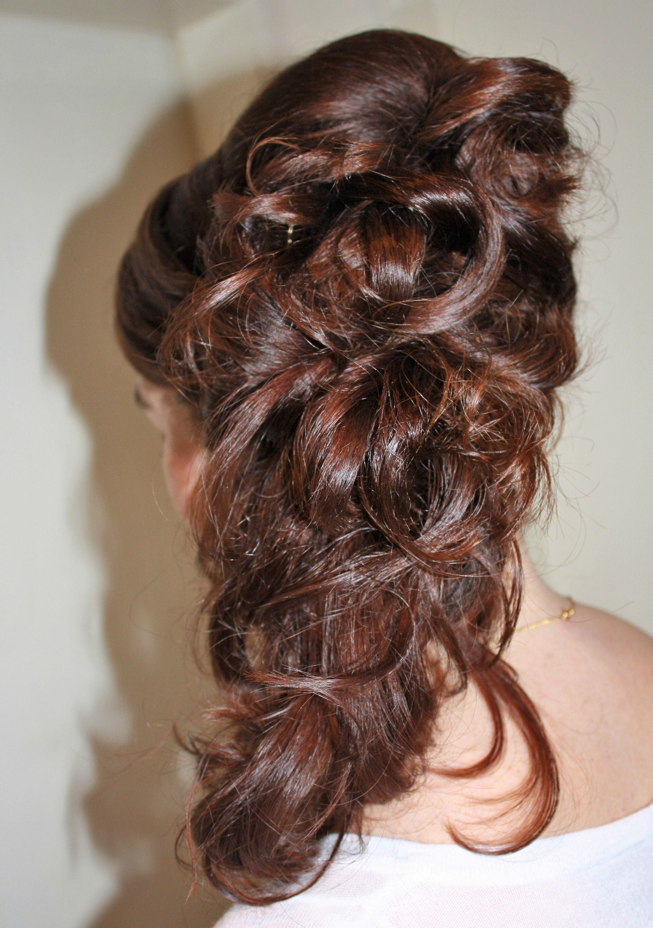 Hair Ups By Www Kukispa In York Wedding Inspiration