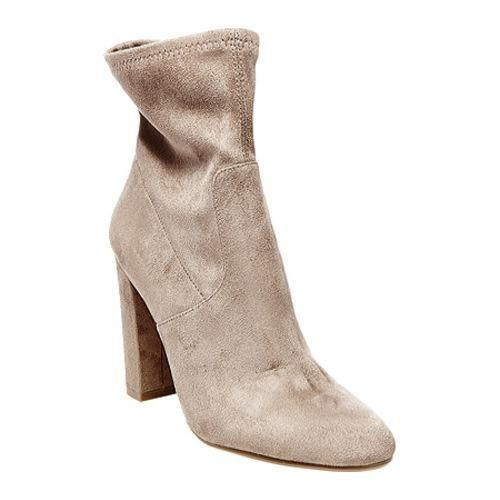 91dab7fb353 Women s Steve Madden Edit Ankle Boot Taupe Microsuede