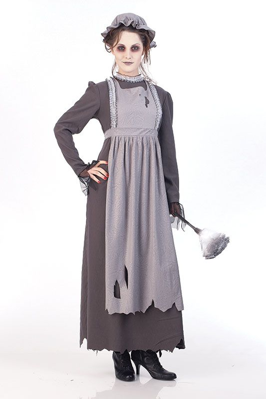 Elsa The Ghost  £21.99 : Direct 2 U Fancy Dress Superstore. Fancy Dress, Party Themes & Accessories For The Whole Family. http://direct2ufancydress.com/elsa-the-ghost-p-7714.html