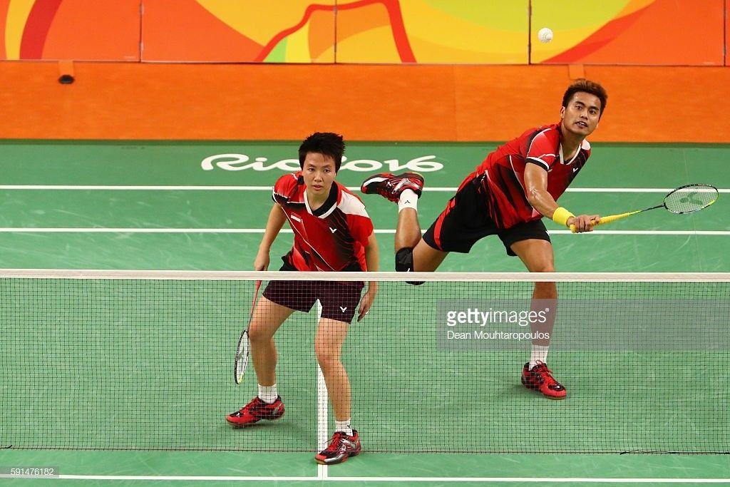 Pin oleh Badminton Updates di Memorable Players