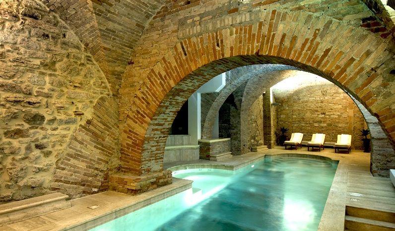 Luxurious Swimming Pools Pools Pinterest Hallenb Der Und Inspiration