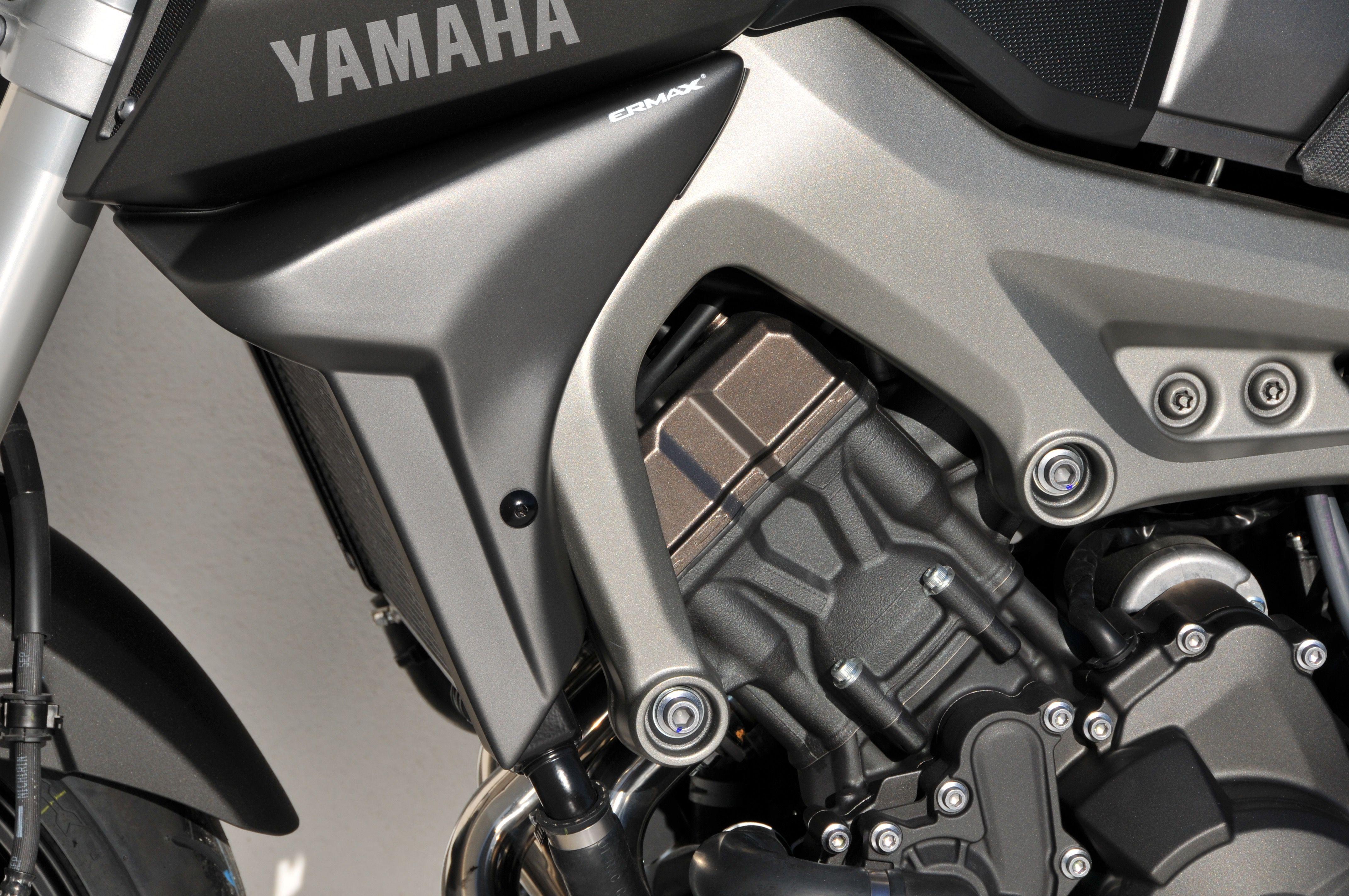 Moto yamaha scrambler cars motorcycles bobber forward mt09 yamaha - 2015