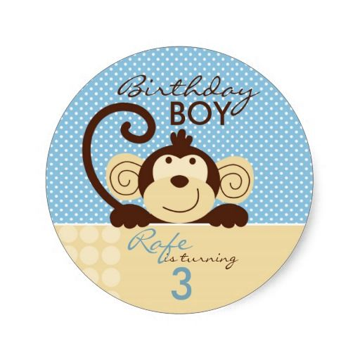 Monkey · mod monkey sticker