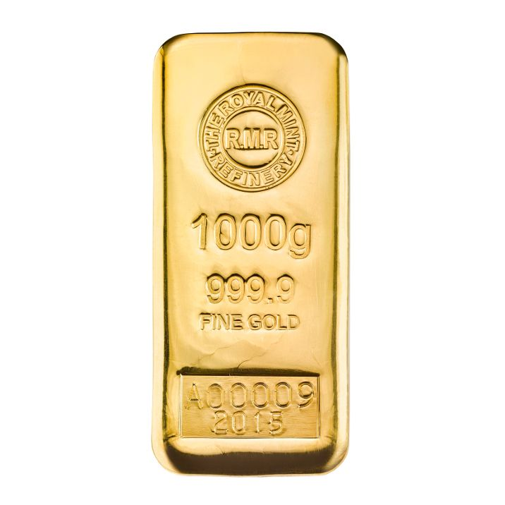 1 Kg Gold Bar Cast Now Available On Royalmintbullion Com Gold Bullion Bars Gold Bullion Bullion