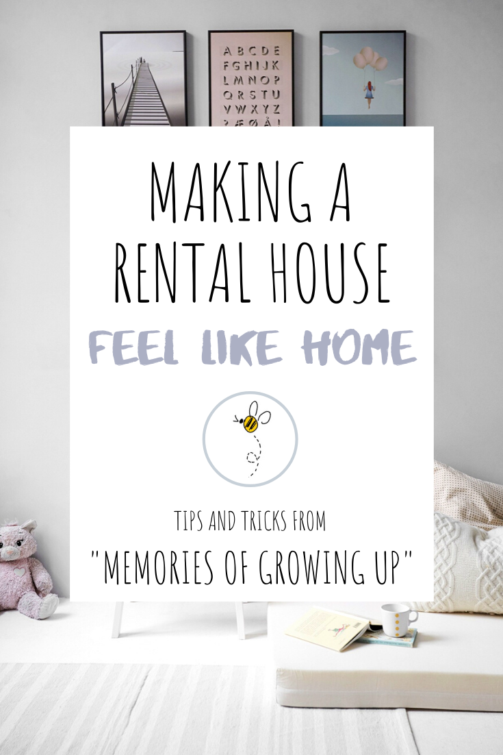 Use your home decor to make a rental house feel like a home. Accent walls, wall art, home accessories and more decorating tips for making your house into a warm and welcoming home full of memories.   #talltape #heightcharthacks #homedecor #homedecortips #homedecoradvice #homeaccessories #wallart #homedecorblog #decoradvice #nurserydecor #kidsroomdecor