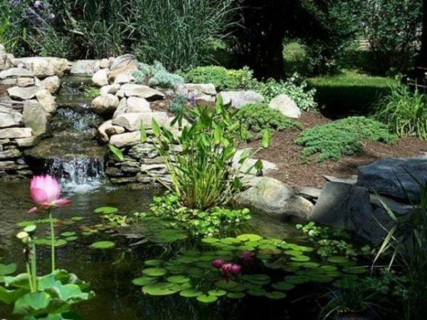 Pin Pa Garden Water