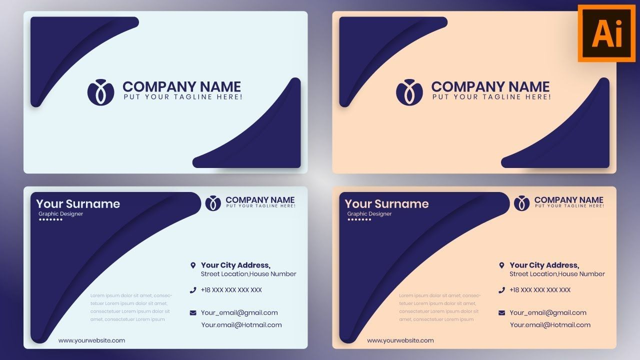 Momentos picture How to Create Business Card in