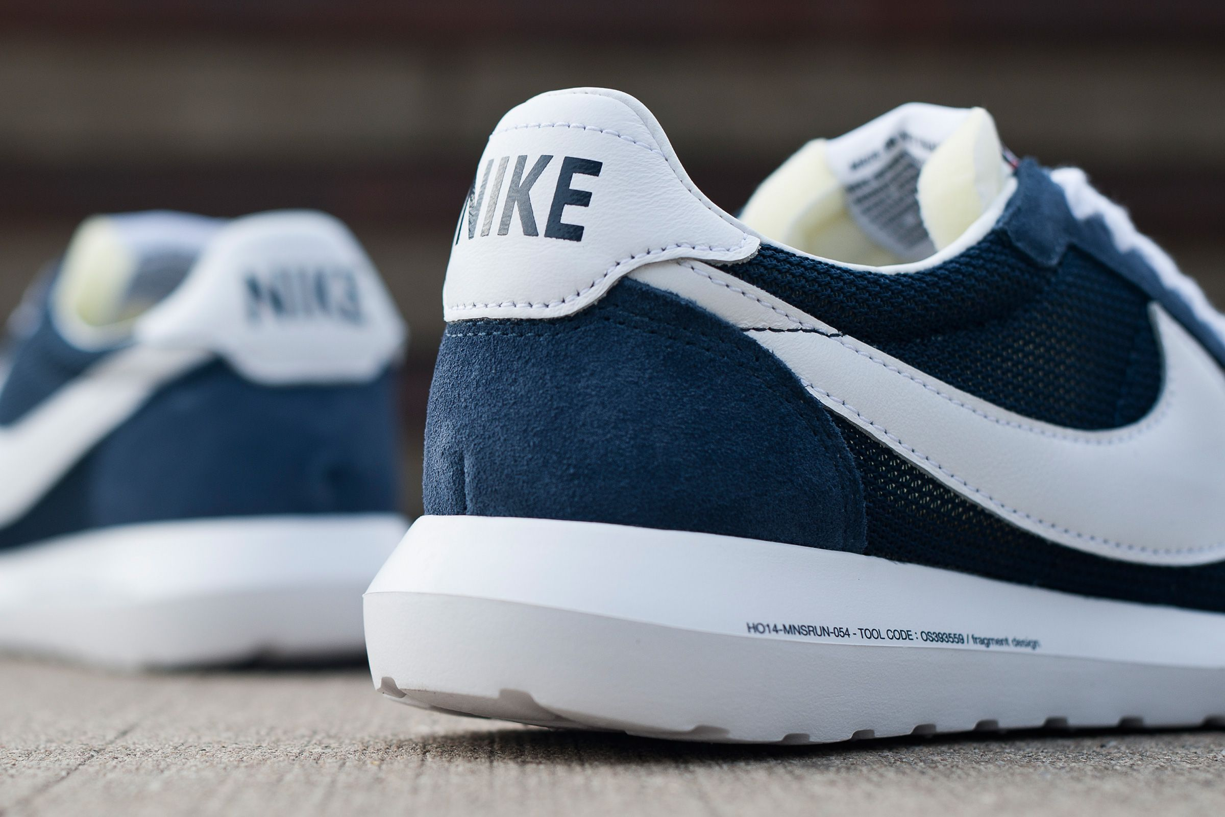 "newest d2f56 a042a fragment design x Nike Roshe LD-1000 SP ""Dark Navy"" Nike Casual Shoes"