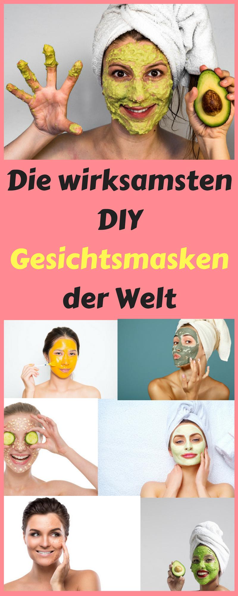 Gesichtsmaske Selber Machen Pickel Gesichtsmaske Selber Machen