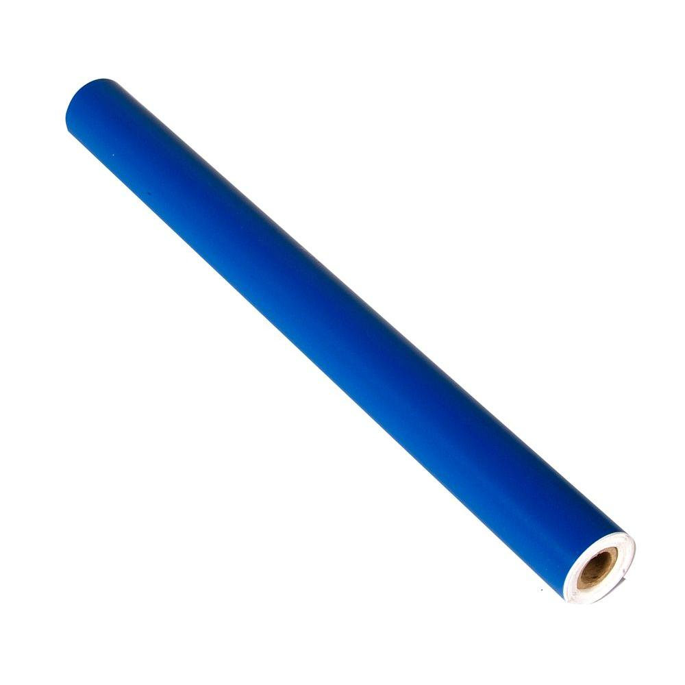 12 In Pegboard Vinyl Self Adhesive Tape Roll In Blue Tsv1260 Blu The Home Depot Adhesive Tape Peel And Stick Vinyl Peg Board