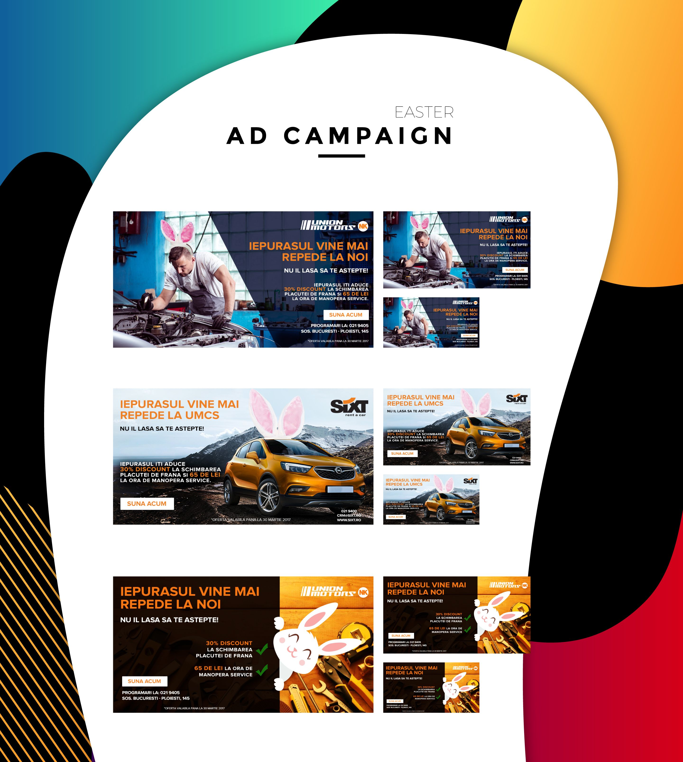 banner design template vector business roll up layout