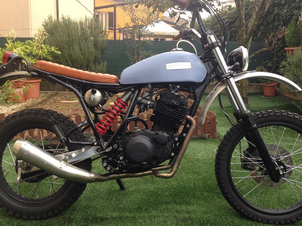Vendo Yamaha Xt 600 1984 98 Usata A Modena Codice 6248301 Moto It Scrambler Cafe Racer