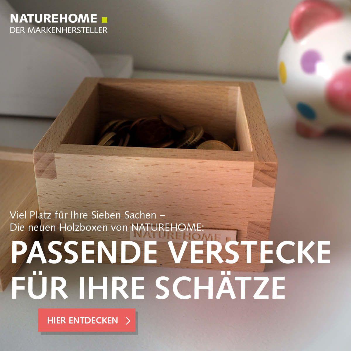 Holzbox Buche Mit Deckel Verschiedene Grossen Holz Holzkisten
