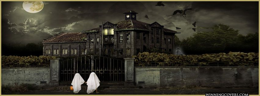 facebook timeline cover for halloween october - Halloween Facebook Banners