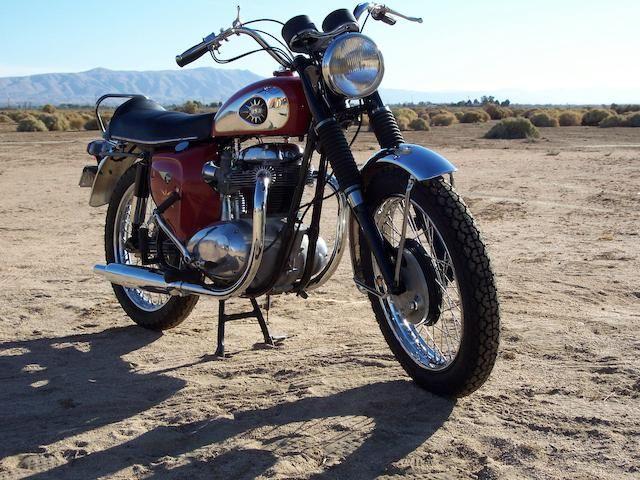 Fully restored,1966 BSA A65 650cc Lightning Frame no. A65L10099 Engine no. A65L10099