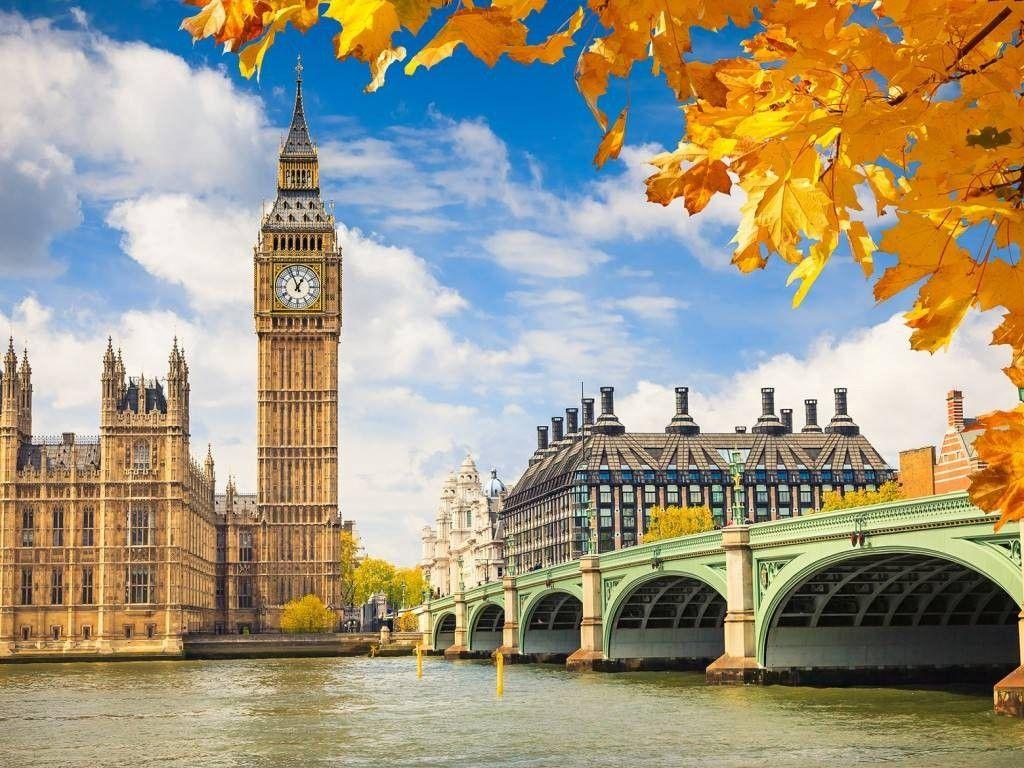 London Osszel Big Ben London Big Ben London Travel