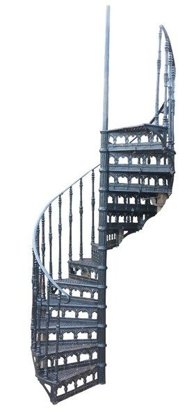 Best I Love This Early Example Of A Victorian Spiral Staircase 400 x 300