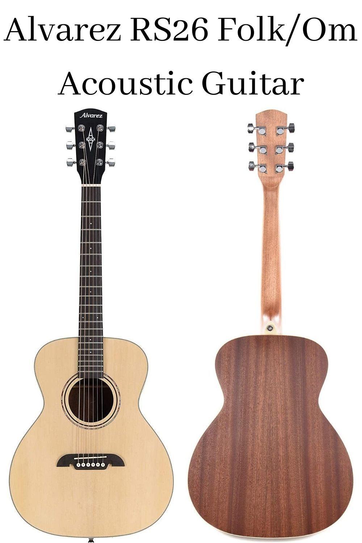 Alvarez Rs26 Folk Om Acoustic Guitar Guitar Reviews Best Acoustic Guitar Guitar