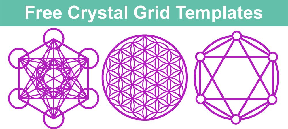 image relating to Printable Crystal Grid known as Totally free Crystal Grid Templates towards down load and print CRYSTAL