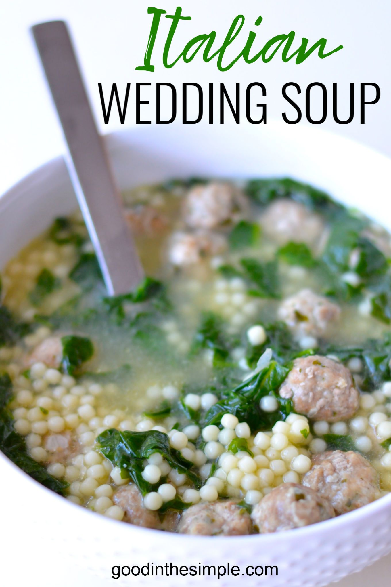 Italian Wedding Soup Recipe In 2020 Best Soup Recipes Italian Soup Italian Wedding Soup