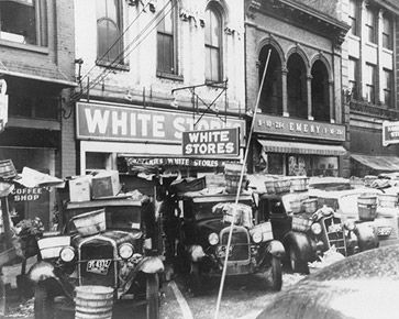 White Stores And Emery 5 10 25 Cent Store In Knoxville Tn Knoxville Tennessee East Tennessee Knoxville